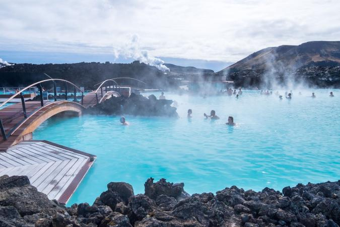 Holiday image - Iceland Blue Lagoon small