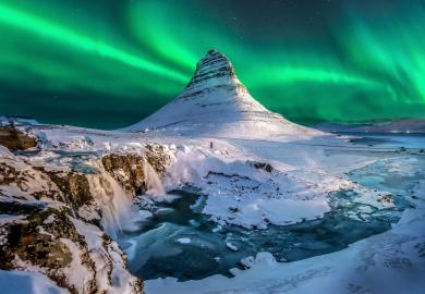 Itinerary - Arrival & The Northern Lights