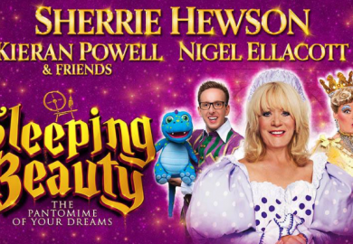 Itinerary - Panto! - Sleeping Beauty