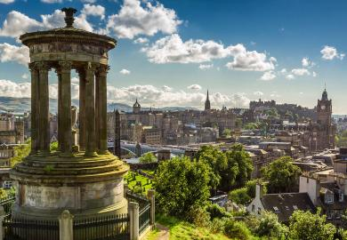 Itinerary - Edinburgh