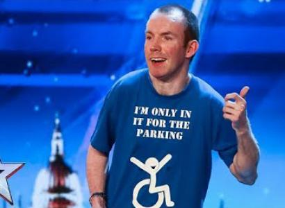 Lee Ridley - Inspiration, a Double-Edged Sword?
