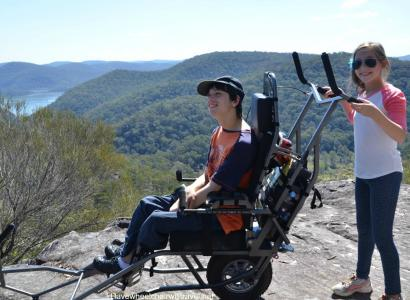 Travel Inspiration - Have Wheelchair Will Travel