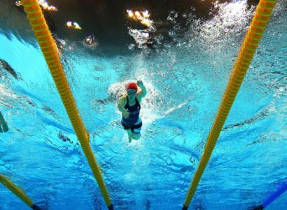 Paralympics Top 3: Swimming