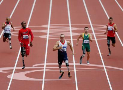 Paralympics Top 3: Athletics